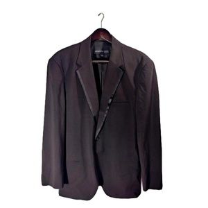 Kenneth Cole Suit Jacket Black  Size XL